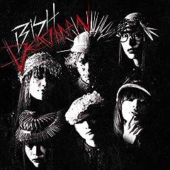 BiSH「DEADMAN」のCDジャケット