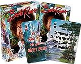 Aquarius Bob Ross引用符マルチイメージPlaying Cards Deck