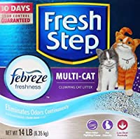 Fresh Step Scoop Multicat 14 lb [並行輸入品]