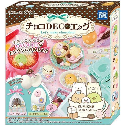 [해외]초코 DECO 달걀 구석 등 해/Chocolate DECO egg Pleasure boom