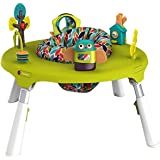Oribel CY303-90001-INT-R PortaPlay Forest Friends Convertible Activity Center