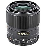 Viltrox 23mm F1.4 X-Mount Auto Focus APS-C Lens for Fujifilm Camera with Large Aperture