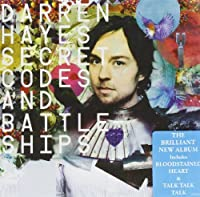 Secret Codes & Battleships by Darren Hayes (2011-12-06)