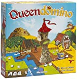 ブルーオレンジゲームqueendomino戦略ボードゲーム