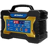 ACDelco(エーシーデルコ) バッテリーチャージャー 全自動パルス充電 12V専用 AD-2007