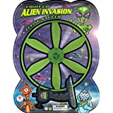 Aeromax Alien Invasion Light Up Flying Saucer [並行輸入品]