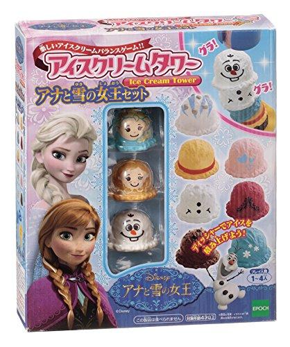 アイスクリームタワー アナと雪の女王セット...