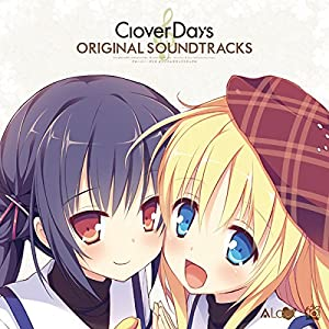 Clover Day's ORIGINAL SOUNDTRACKS