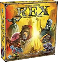 Twilight Imperium: Final Days of an Empire: Rex Board Game