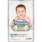 MamyPoko Natural Pants M, 46ct, 46 count