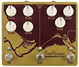 EarthQuaker Devices Hoof Reaper V2 Double Fuzz with Octave Up [並行輸入品]