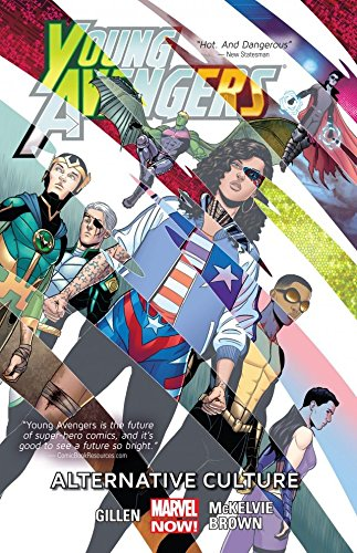 Young Avengers Vol. 2: Alternative Culture (Young Avengers (2013))