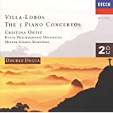 Villa-Lobos: Pno Concertos Nos.1 - 5