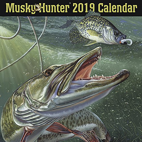 Musky Hunter 2019 Calendar