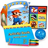 Super Mario Bros. Party Favor Box スーパーマリオブラザーズパーティーの好意のボックス?ハロウィン?クリスマス?