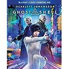GHOST IN THE SHELL BLU-RAY + DVD + DIGITAL HD