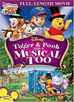 Tigger Pooh & A Musical Too [DVD] [Import]