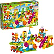 レゴ(LEGO)デュプロ デュプロ(R)のまち おおきな遊園地 10840