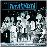 The Very Best of Eric Burdon & The Animals by Eric Burdon (2007-12-21)