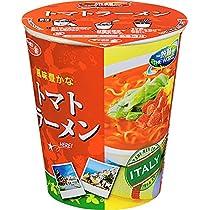 サッポロ一番 旅麺ザ・ワールド イタリア トマトラーメン 65g×12個
