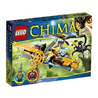 LEGO Chima 70129 Lavertus' Twin Blade [並行輸入品]