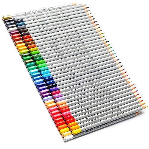 Arespark 色鉛筆 72色セット