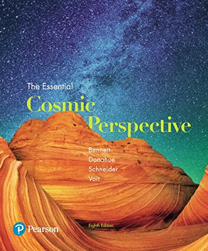 Download The Essential Cosmic Perspective (8th Edition) 0134446437