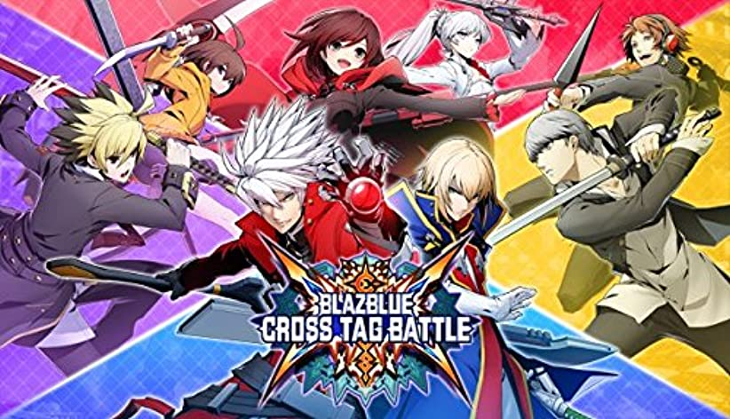 ネックレスプログレッシブ礼儀BLAZBLUE: Cross Tag Battle |オンラインコード版|オンラインコード版