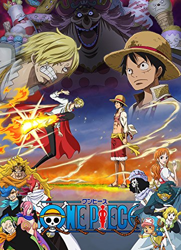 ONE PIECE ワンピース 19THシーズン ホールケーキアイランド編 piece.5 Blu-ray Disc