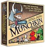 Munchkin Deluxe トランプゲーム [並行輸入品]