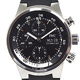[アイダブリューシー] IWC メンズ腕時計 アクアタイマー クロノグラフ IW371933 ブラック文字盤【中古】