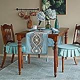 テーブルフラット - テーブルクロス、生地装飾、テーブルクロス、ホームデコレーション、綿とリネンアート、新しい中国スタイル、テレビキャビネットコーヒーテーブルテーブルクロスシンプルなレトロな中国スタイル