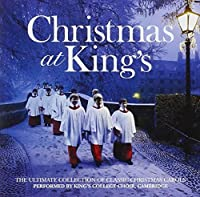Christmas at King's by CAMBRIDG KING's COLLEGE CHOIR
