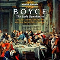 Boyce: The Eight Symphonies (1994-05-02)