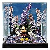 プラッツ アンド プランツ ディズニーキャラクターズジオラマシリーズ ミッキー&ラベンダー 5cm 塗装済み PVC PPD-012