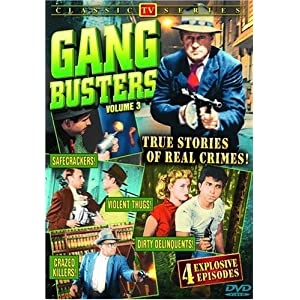 Gang Busters 3 [DVD] [Import]