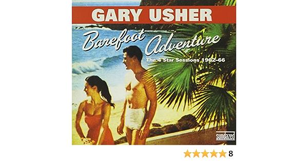 Barefoot Adventure: 4 Star Sessions 1962-66 | Usher ... - Amazon