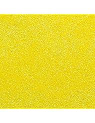 16オンスイエローバルクカラー樹脂Incense Burner熱吸収/ Decorating Sandアート