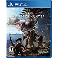 Monster Hunter World PlayStation 4 モンスターハンターワールドビデオゲーム北米英語版 [並行輸入品]