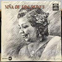 La Nina De Los Peines La Niña De Los Peines vinyl record