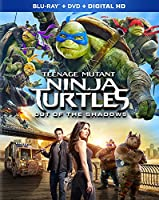 Teenage Mutant Ninja Turtles: Out of the Shadows [Blu-ray] [Import]