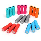 FASTPRO 18-Pack, 9-LED Mini Flashlight Set, 54-Pieces AAA Batteries are Included and Pre-Installed, Perfect For Class Teachin
