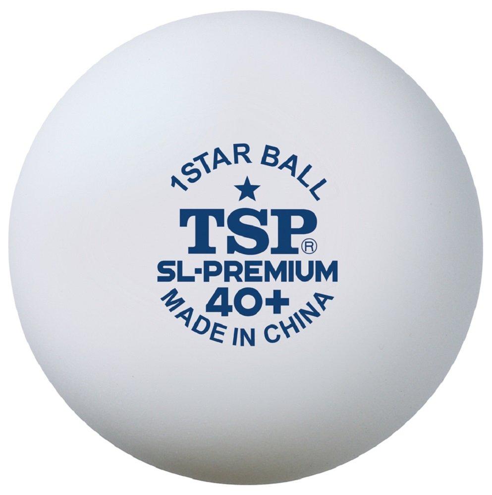 TSP シームレス ボール SL - PREMIUM 40+ 1スター 10ダースり