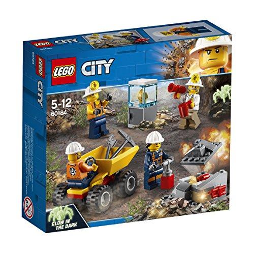 レゴ(LEGO) シティ ゴールドハンターたち 60184