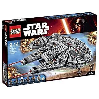 レゴ (LEGO) スター・ウォーズ ミレニアム・ファルコン[TM] 75105 (B00SDTTH5E) | Amazon price tracker / tracking, Amazon price history charts, Amazon price watches, Amazon price drop alerts