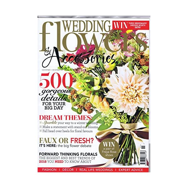 Wedding Flowers [UK] Nov...の商品画像