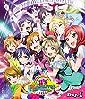 ラブライブ!μ's Go→Go! LoveLive! 2015~Dream Sensation!~ Blu-ray Day1