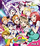 ラブライブ!μ's Go→Go! LoveLive! 2015~Dream Sensation!~ Blu-ray Day1/μ's