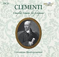 Clementi: Complete Sonatas for Fortepiano (2012-11-13)