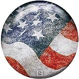 Brunswick 星条旗 Viz-A-Ball ボーリングボール 6